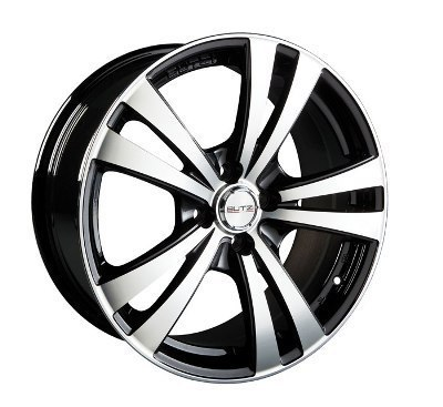 "Llanta SCUDERIA 6,5x 15""  4 108 38 73,1 Black/Full Polish No"