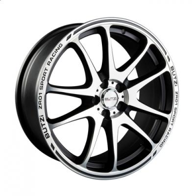 Wheel Butzi Zr01 7 5x18 42 5x112 731 Blackmachined Face
