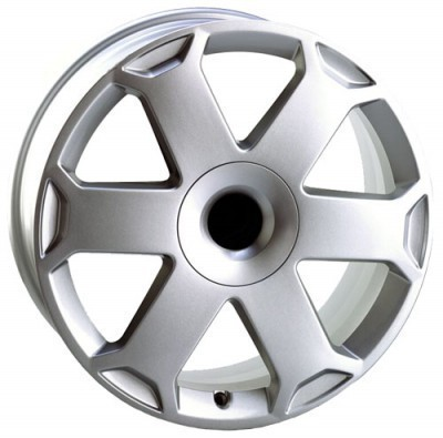Felge WSP BOSTON 7.5x17.0 ET45 5X100/112 57,1 SILVER