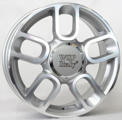 Felge WSP 500 Diamante 6.5x16.0 ET35 4X098 58,1 SILVER POLISHED