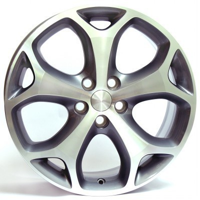 Felge WSP MAX - MEXICO 7.5x17.0 ET48 5X108 63,4 ANTHRACITE POLISHED