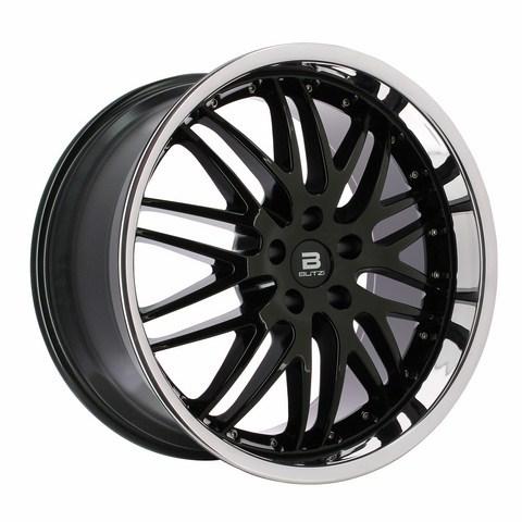 Wheel Butzi ALESIA BL/DL 9.5X20 5x130 ET47 CB71.6