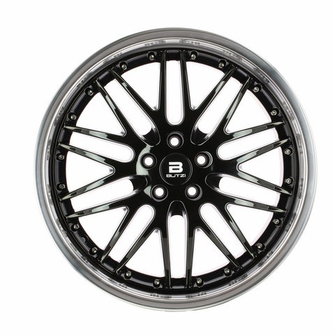Wheel Butzi ALESIA BL/DL 8.5X18 5x100 ET35 CB73.1