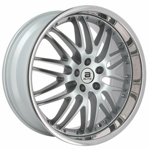 Wheel Butzi ALESIA SL/DL 9.5X20 5x130 ET47 CB71.6