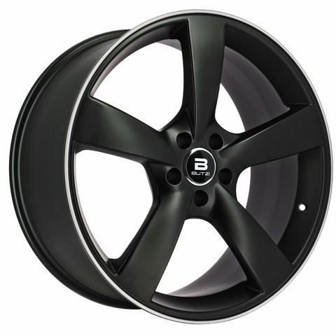 Wheel Butzi MAGNA MB/DL 8X18 5x112 ET43 CB 66.5