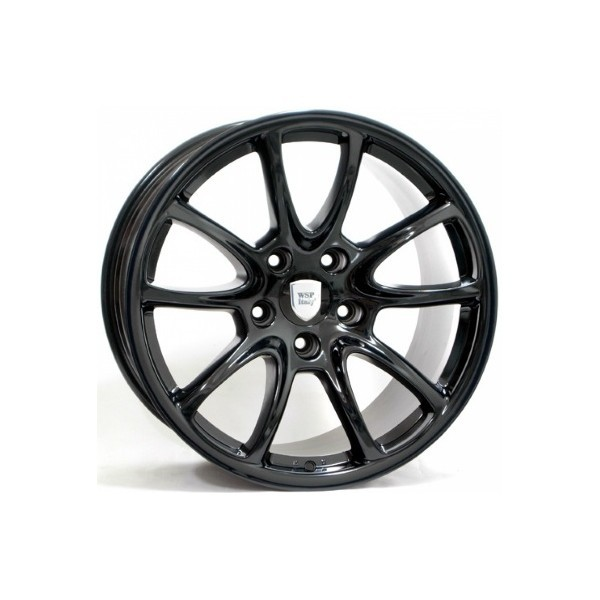 Wheel WSP Corsair GT3/RS FL.F 12.0x19.0 ET51 5X130 71,6 GlOSSY BLACK