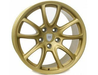 Wheel WSP Corsair GT3/RS FL.F 10.0x19.0 ET45 5X130 71,6 GOLD