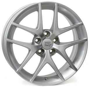 Wheel WSP TERNI 7.0x17.0 ET41 5X110 65,1 SILVER