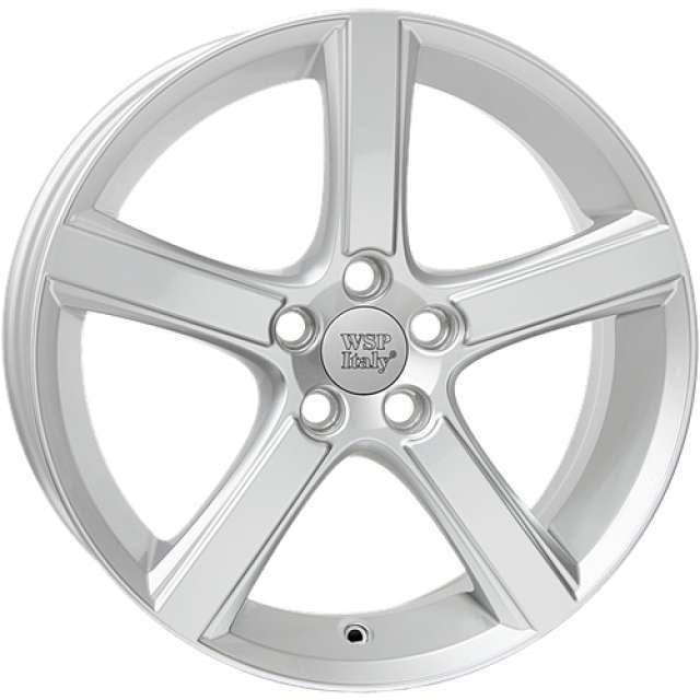 Felge WSP NORD 7.5x18.0 ET52,5 5X108 63,4 SILVER