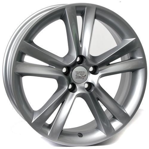 Wheel WSP XAVIER 7.0x17.0 ET43 5X100 57,1 SILVER