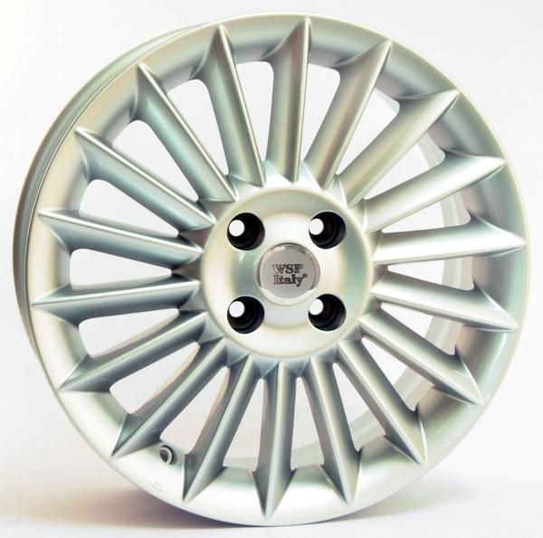 Wheel WSP RIMINI 6.0x15.0 ET33 4X098 58,1 SILVER