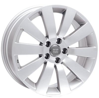 Wheel WSP VERONA 6.5x16.0 ET37 5X110 65,1 SILVER