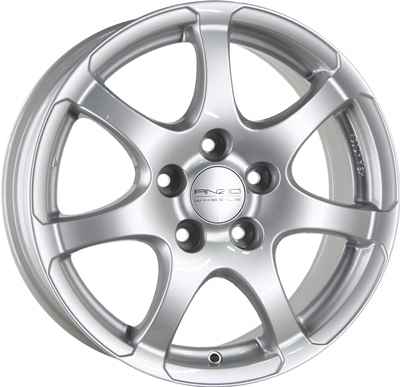 Wheel 6X16 ANZIO LIGHT 5X114 ET 45