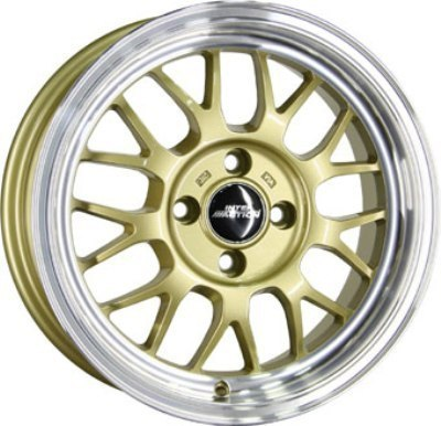 Wheel 7,0X16 INTER ACTION B9 4/100 ET40 CH73,1