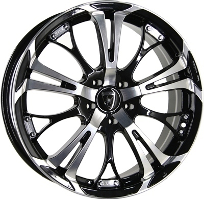 Wheel 7X17 876  POISON 4X100 ET 40
