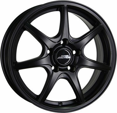 Wheel5,5X14 IA BLACK ICE 4/098   ET35 CH58,1