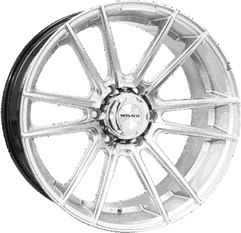 Wheel 9,5X20 MONACO TUNNEL 4X4 6/139,7 ET15 110,1